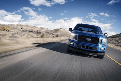 2018 Ford F-150 4