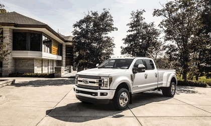2018 Ford F-350 Super Duty Limited 2