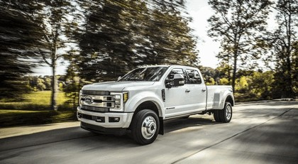 2018 Ford F-350 Super Duty Limited 4