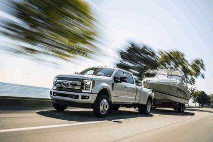 2018 Ford F-350 Super Duty Limited 7