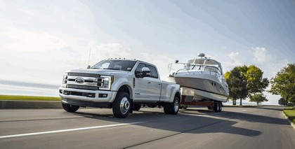2018 Ford F-350 Super Duty Limited 9