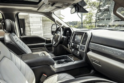 2018 Ford F-350 Super Duty Limited 12