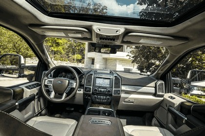 2018 Ford F-350 Super Duty Limited 13