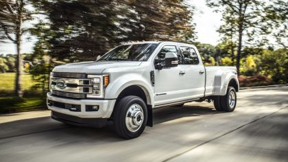 2018 Ford F-350 Super Duty Limited 6