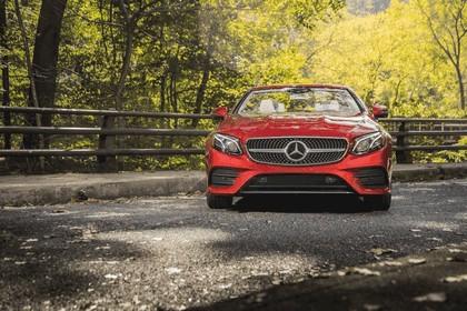 2018 Mercedes-Benz E400 4MATIC Cabriolet - USA version 5