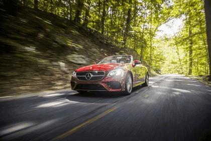 2018 Mercedes-Benz E400 4MATIC Cabriolet - USA version 9