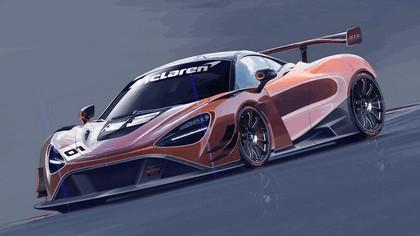 2019 McLaren 720S GT3 1