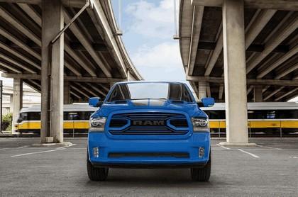 2018 Ram 1500 Hydro Blue Sport 1