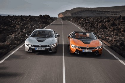2018 BMW i8 coupé 6