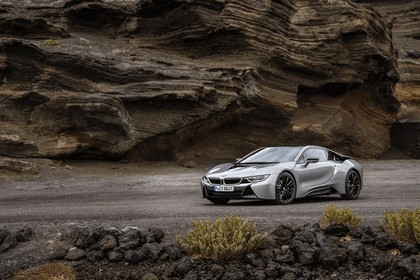 2018 BMW i8 coupé 15