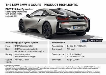2018 BMW i8 coupé 29
