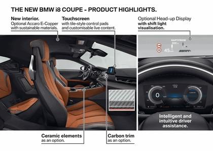 2018 BMW i8 coupé 30