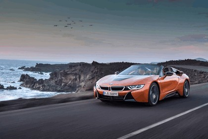 2018 BMW i8 roadster 5