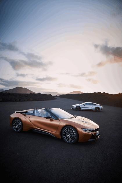 2018 BMW i8 roadster 11