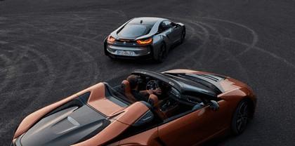 2018 BMW i8 roadster 16