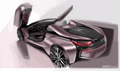 2018 BMW i8 roadster 39