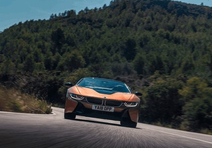 2018 BMW i8 roadster 50