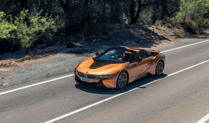 2018 BMW i8 roadster 75