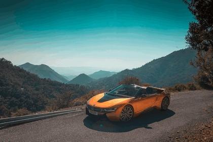 2018 BMW i8 roadster 76