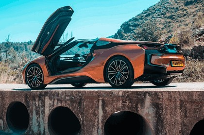 2018 BMW i8 roadster 90