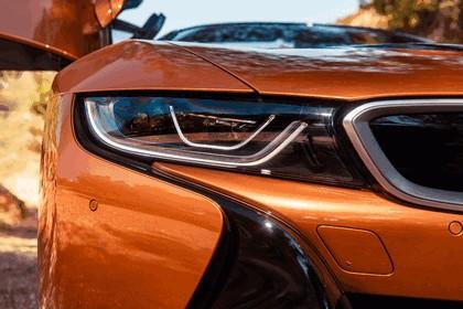 2018 BMW i8 roadster 96