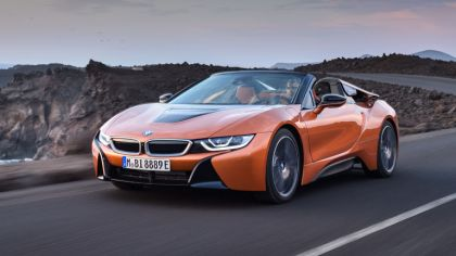 2018 BMW i8 roadster 9