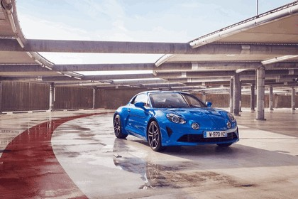2017 Alpine A110 Première Edition 2