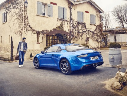 2017 Alpine A110 Première Edition 17