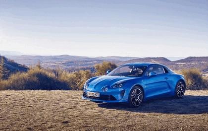 2017 Alpine A110 Première Edition 20