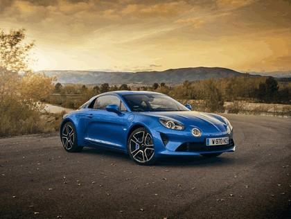 2017 Alpine A110 Première Edition 24