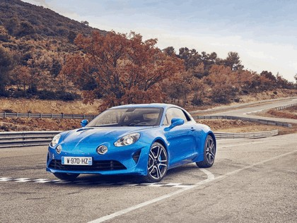2017 Alpine A110 Première Edition 31
