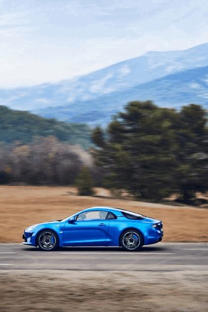 2017 Alpine A110 Première Edition 57