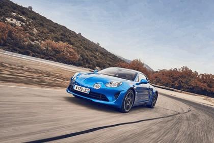 2017 Alpine A110 Première Edition 75
