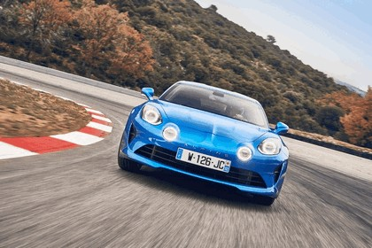2017 Alpine A110 Première Edition 76