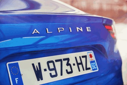 2017 Alpine A110 Première Edition 83