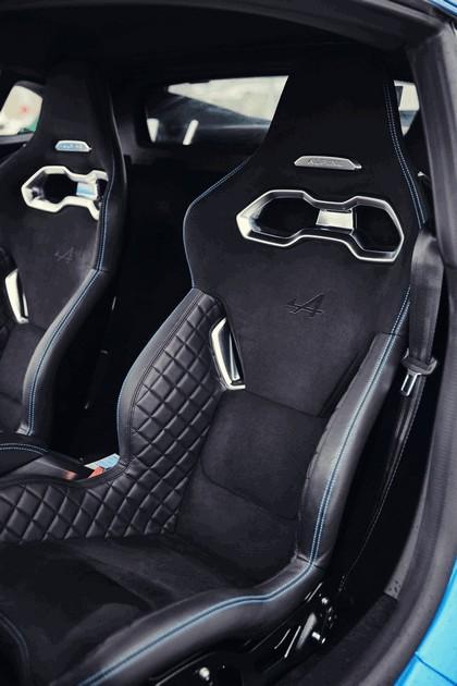 2017 Alpine A110 Première Edition 113