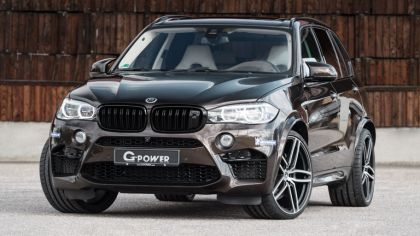 2017 BMW X5 ( F85 ) M by G-Power 8