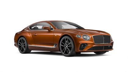 2017 Bentley Continental GT First Edition 2