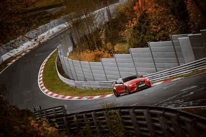 2017 Jaguar XE SV Project 8 - Nuerburgring record lap 2