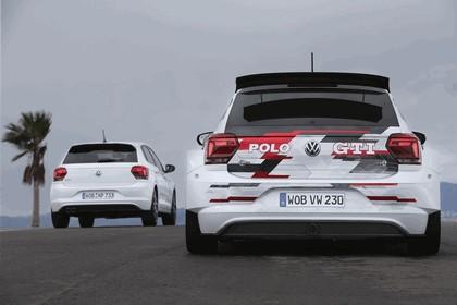 2018 Volkswagen Polo GTI R5 4