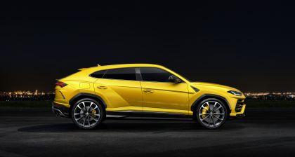 2018 Lamborghini Urus 2