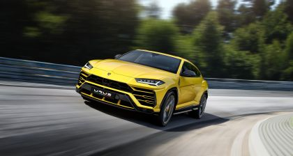 2018 Lamborghini Urus 8