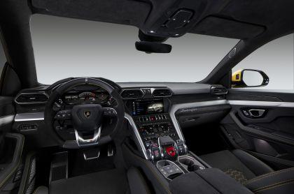 2018 Lamborghini Urus 20