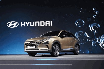 2017 Hyundai Next-Gen Fuel Cell SUV concept 2