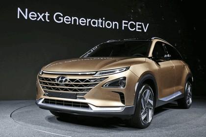 2017 Hyundai Next-Gen Fuel Cell SUV concept 4
