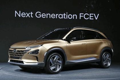 2017 Hyundai Next-Gen Fuel Cell SUV concept 5