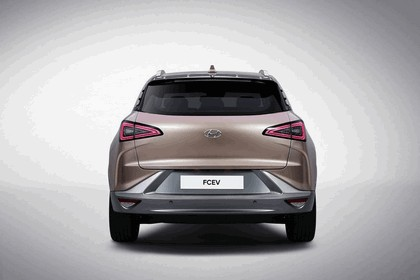 2017 Hyundai Next-Gen Fuel Cell SUV concept 9