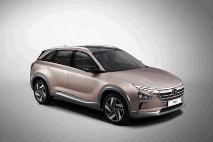 2017 Hyundai Next-Gen Fuel Cell SUV concept 13