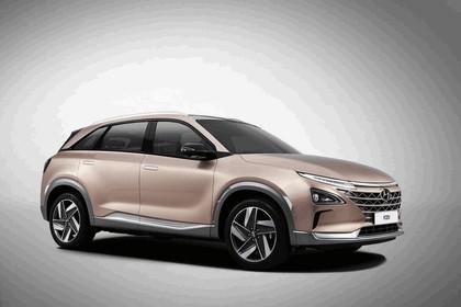 2017 Hyundai Next-Gen Fuel Cell SUV concept 14