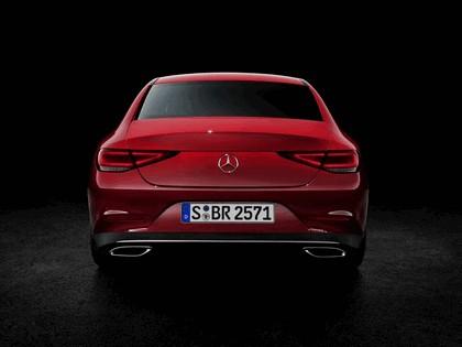2018 Mercedes-Benz CLS 4